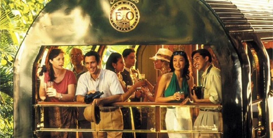 Eastern & Oriental Express-Luksuz koji očarava
