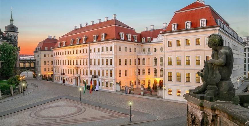 (14620)Hotel Taschenbergpalais Kempinski Dresden