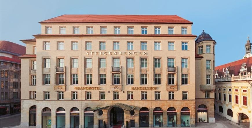 (14632)Steigenberger Grandhotel Handelshof Leipzig