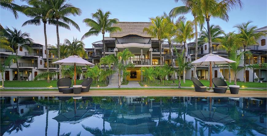 Royal Palm-Vanjski dio Hotela