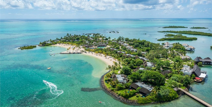 Four Seasons Resort Mauritius at Anahita-Vanjski dio Hotela