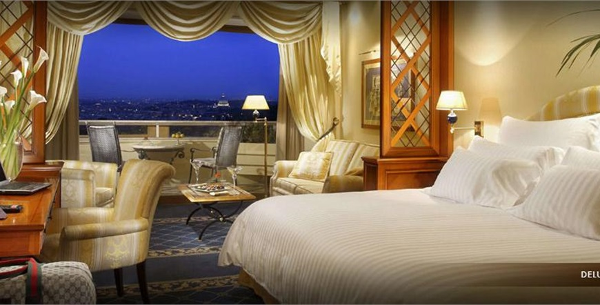 Rome Cavalieri, Waldorf Astoria Hotels & Resorts-Guest Room - Deluxe Soba