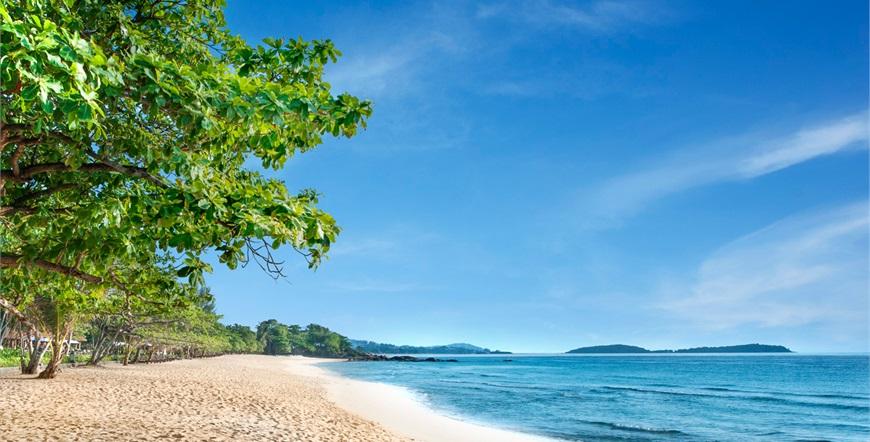 Vana Belle, A Luxury Collection Resort-Plaža