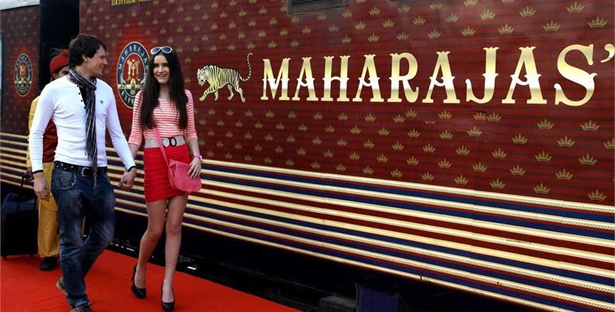 Maharajas' Express-Dragulji iz Indije