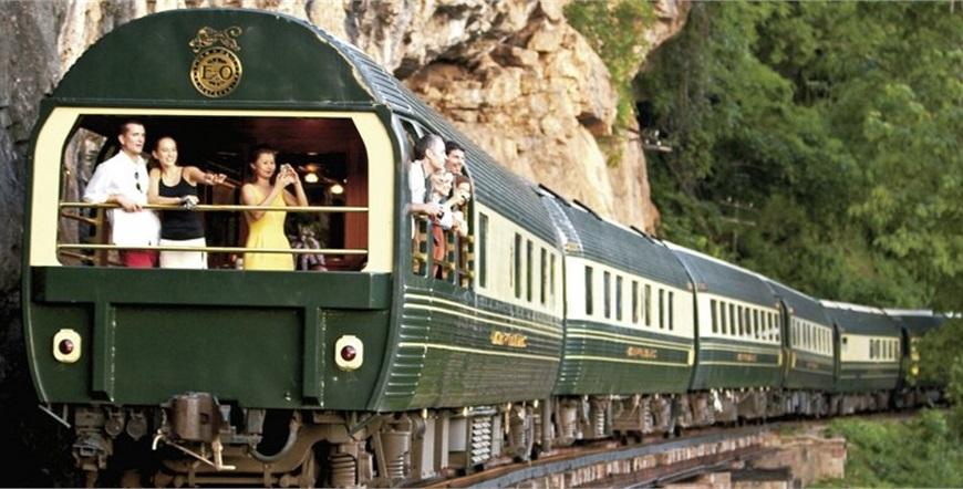 Eastern & Oriental Express-Bangkok-Kuala Lumpur